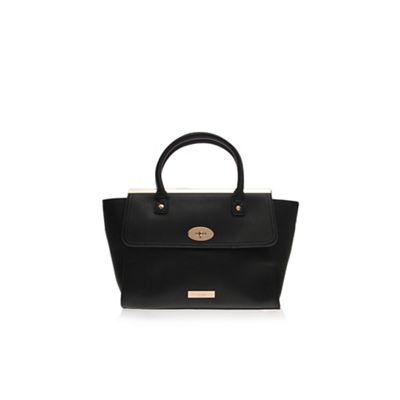 Carvela Black ´Alexandra lock bag´ handbag - . -