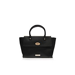 Carvela - Black 'Alexandra lock bag' handbag