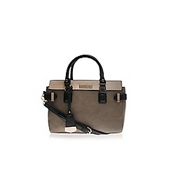 Carvela - Black Combination 'Antoinette' bag