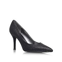 Nine West - Black 'Flax3' Court shoe