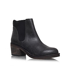 Miss KG - Black 'Saint' Ankle boot