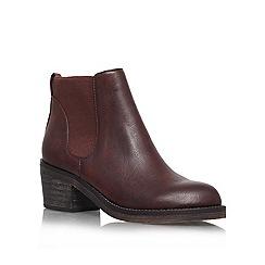 Miss KG - Tan 'Saint' Ankle boot