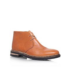 KG Kurt Geiger - Brown 'Godfrey' Lace-up