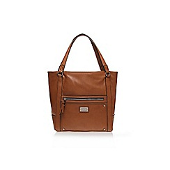 Nine West - Brown 'Dble Vision' Tote Bag