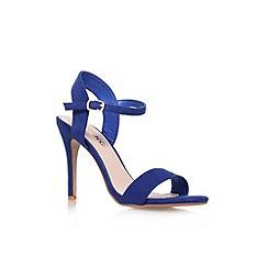 Miss KG - Blue 'Imogen' high heel sandal