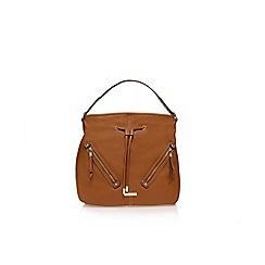 Nine West - Brown 'inthefray hobo' handbag