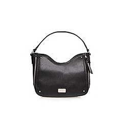 Nine West - Black 'Dble vision' hobo bag