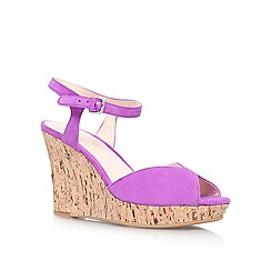 Nine West - Purple 'Bigeasy' Wedge