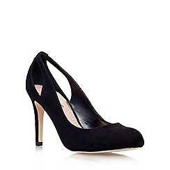 Miss KG - Black 'Bernadette' high heel court shoe