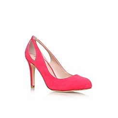 Miss KG - Pink 'Bernadette' high heel court shoe