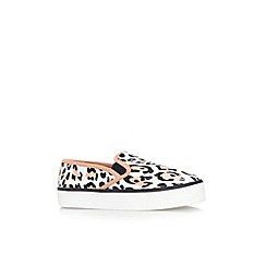 Carvela - Multicoloured 'Lux' flat slip on sneakers
