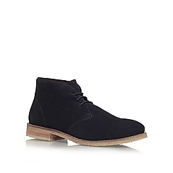 Miss KG - Black 'Sandy' suede ankle boots