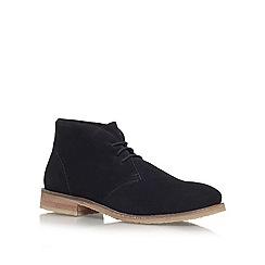 Miss KG - Black 'Sandy' suede ankle boots