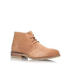 Miss KG - Brown 'Sandy' Leather ankle boot