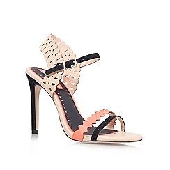 Miss KG - Nude 'Posey' high heel sandal