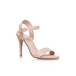 Miss KG - Nude 'Imogen' high heel sandal