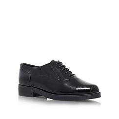 Carvela - Black 'Listen' Lace up