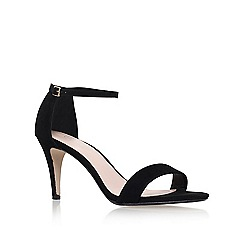 Carvela - Black 'Kiwi' Heeled sandals