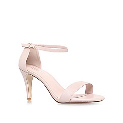Carvela - Natural 'Kiwi' Heeled sandal