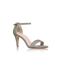 Carvela - Bronze 'Kiwi' high heel sandal
