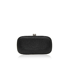 Carvela - Black 'Darling' Clutch Bag
