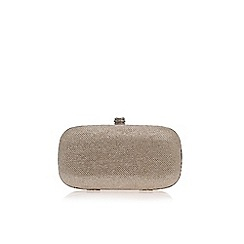 Carvela - Silver 'Darling' Clutch Bag