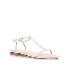 Carvela - Nude 'BAMBI' Flat strappy sandal