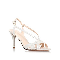 Nine West - Gold 'Itani8' low heeled courts