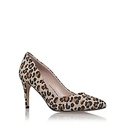 Carvela - Kirsty high heel court shoe