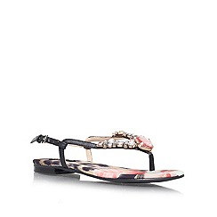 Nine West - Black 'Zui3' Sandal