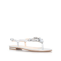 Nine West - Silver 'Zui3' Sandal
