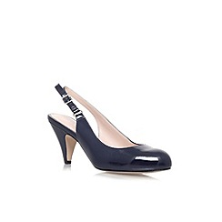 Carvela - Navy 'Kendall' Court Shoe