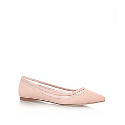 Carvela - Natural 'Madge' Flat slip on