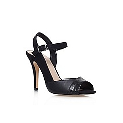 Carvela - Black 'Lou' high heel court shoe