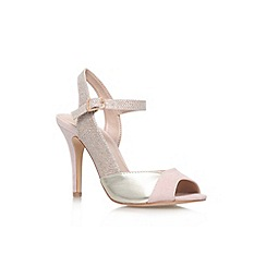 Carvela - Nude 'Lou' high heel court shoe
