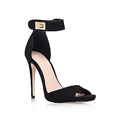 Lipsy - Black 'Clara' high heel sandal