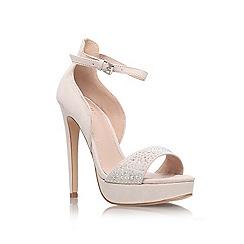 Lipsy - Nude 'Cheryl' high heel sandal