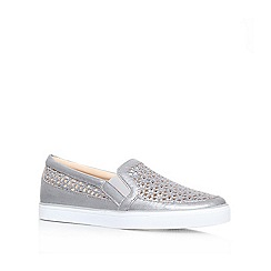 Nine West - Gunmetal 'Banter' Slip-on