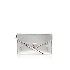 Nine West - Silver 'Rocklockclutch' clutch bag