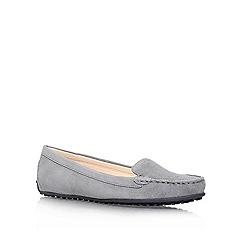Nine West - Grey 'HAPPART' Flat slip on
