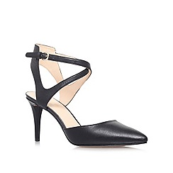 Nine West - Black 'Paddysday' High Heel Court Shoes