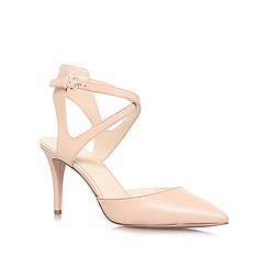 Nine West - Nude 'Paddysday' High heel court shoe