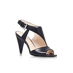 Nine West - Black 'Shapeup' high heel sandal