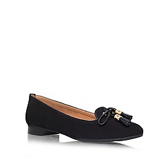 Carvela - Black 'Cat' Leather flat Shoes