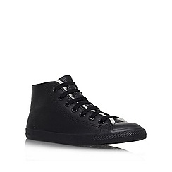 Converse - Black 'CT Dainty Lea' Lace up