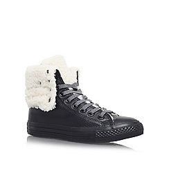 Converse - Black 'CT Lea She' Lace up Trainer
