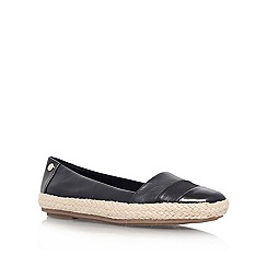 Anne Klein - Black 'Saleem' flat slip on