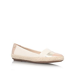 Anne Klein - Beige 'Saleem' flat slip on