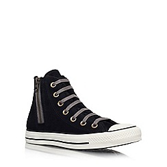 Converse - Black 'CT Sue She' Lace up