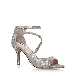 Carvela - Gold 'Gamma' High Heel Sandals